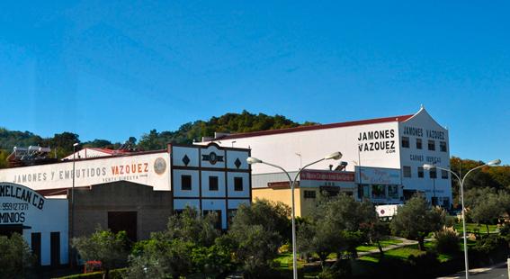 Secadero Jamon Huelva