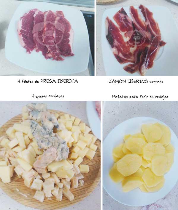 receta presa iberica