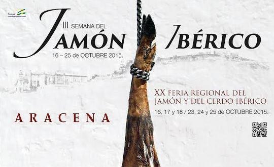 XX Feria del Jamón y el Cerdo Ibérico de Aracena