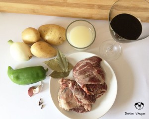 ingredientes carrillera al pedro ximenez