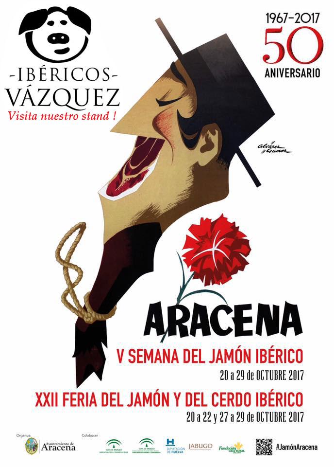 Feria jamon Aracena 2017